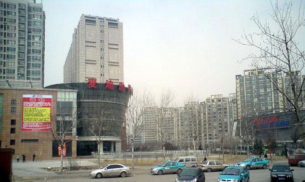 北方网 新闻中心 天津 都市新闻 正文    奥城新派欧式风情街坐落于