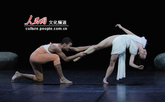 法国现代舞大师成人版 白雪公主 将献演北京