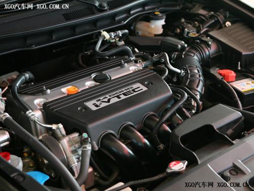 广汽本田雅阁8代发动机舱-百万辆销量只是入门 5款销量过千万车型
