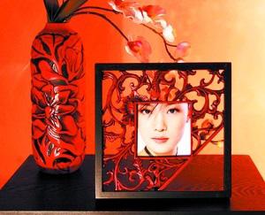 相框家饰用小姐装饰最a相框的家(图)--北方网-新情趣在情趣房图片