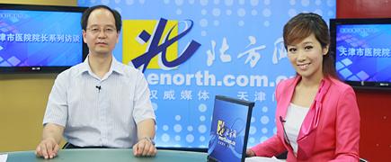 朱志军:开展疾病预防讲座 建立长期随访病例