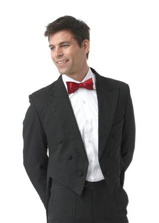 穿对男士晚礼服 让你成为众人焦点