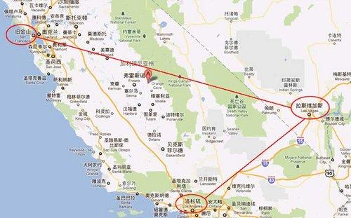 与普瑞斯同行 拉斯维加斯\/大峡谷\/洛杉矶体验-