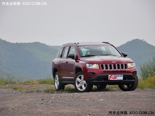 jeep吉普指南者高清图片