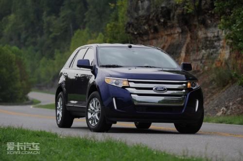 全新福特锐界Edge-36.98 42.98万元 2012款福特锐界上市高清图片