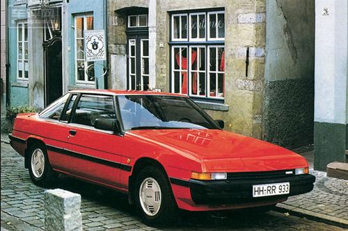 1982年到1990年间生产的三菱Sta rio n,被公认为是日本首款搭载涡高清图片