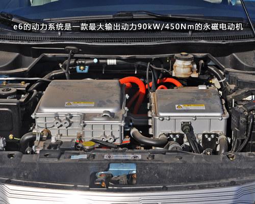 电动车的动力输出来说并没有太多的参考价值.   通过比亚迪高清图片