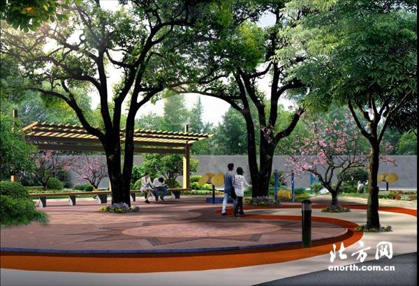 儿童公园改造即将启动