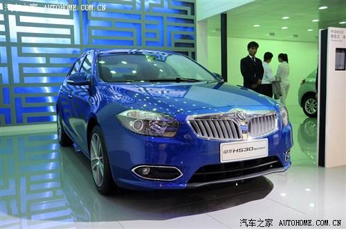 续航里程300公里 中华开发增程电动车-电动车