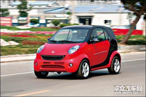 奔驰smart   top 3 双环小贵族   盘点   车型   超级模仿秀高清图片