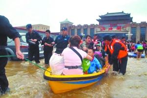 京哈线遭遇洪水袭击 - 集结号:精神爽 - 集結號的博客