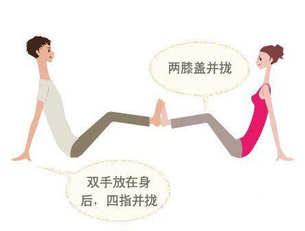 宅男宅女3分钟情侣瑜伽 燃脂又减重 - 郑州瑜伽培训 - 郑州瑜伽培训(郑州泰晟瑜伽研究院)