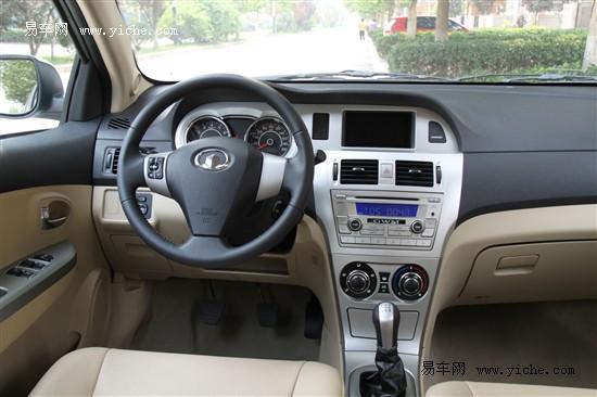 2012款长城C30-角逐新三样 热门自主紧凑轿车推荐高清图片