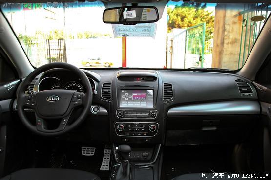 起亚索兰托增2.4l gdi车型 起售23.06万 索兰托,起售 汽车行高清图片