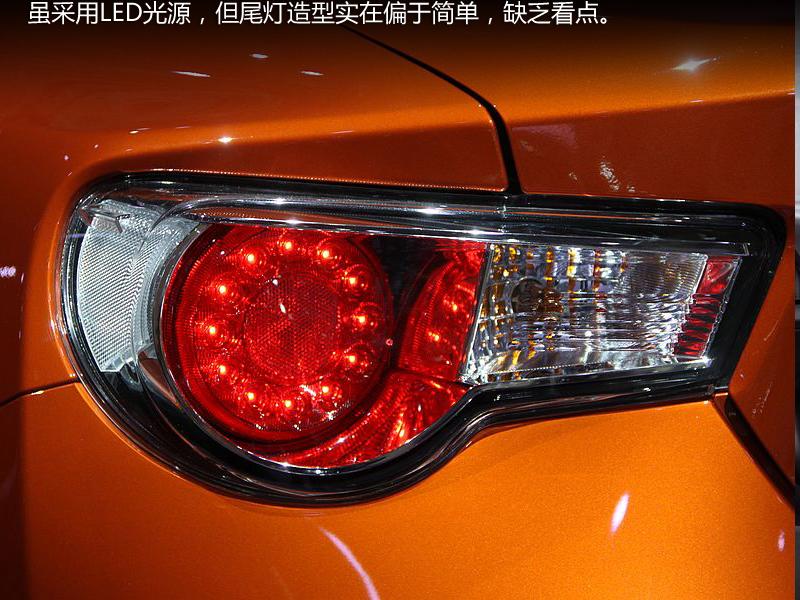 日内瓦车展发布 丰田86敞篷版本谍照曝光高清图片
