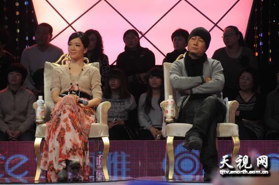 2013天津卫视节目表_音乐人山河、扬扬夫妇做客《爱情保卫战》--北方网-天视频道