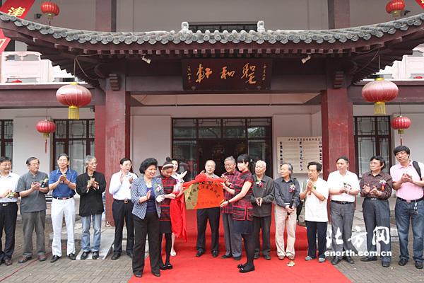 天津小长假:知名画家精品联展亮相红桥西沽公园