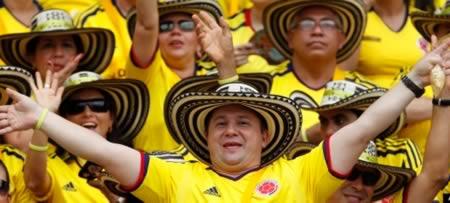 哥伦比亚拥有美味的菜肴 高昂的民族情绪,因此,当人们来到