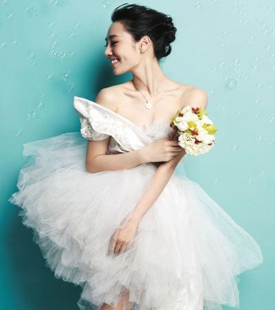 找到最适合自己的婚纱【西安爱诺国际婚纱摄影】