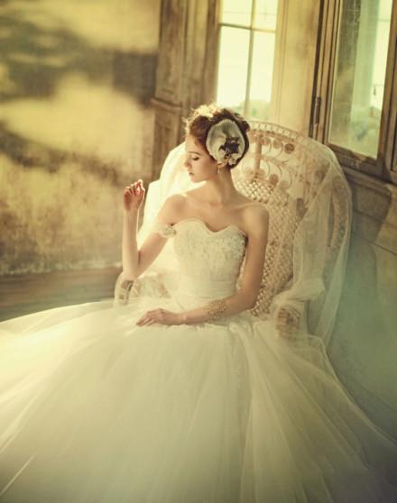 根据不同身材选对完美婚纱【西安速格影像】