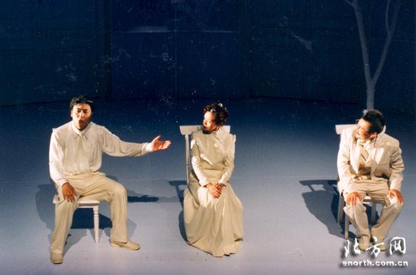 """芮特 波尔 尼尔斯/话剧《哥本哈根》该剧取材于""""哥本哈根之谜""""这个真实事件,..."""