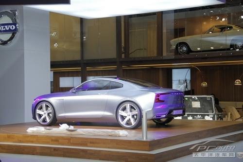 沃尔沃将推无人驾驶汽车 预计2020年亮相 高清图片
