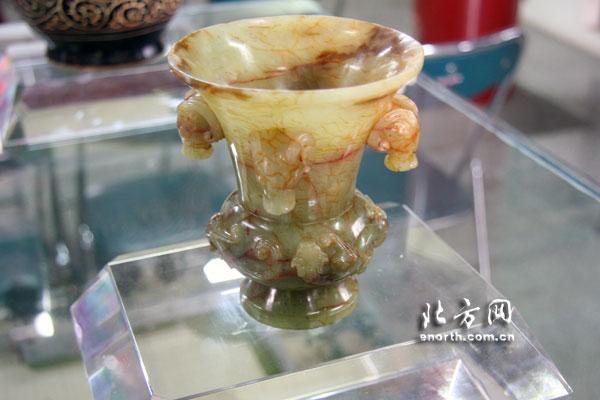天津鼓楼中医药文物?瓷玉收藏展 - 江雁玫瑰的博客 - 江雁的博客