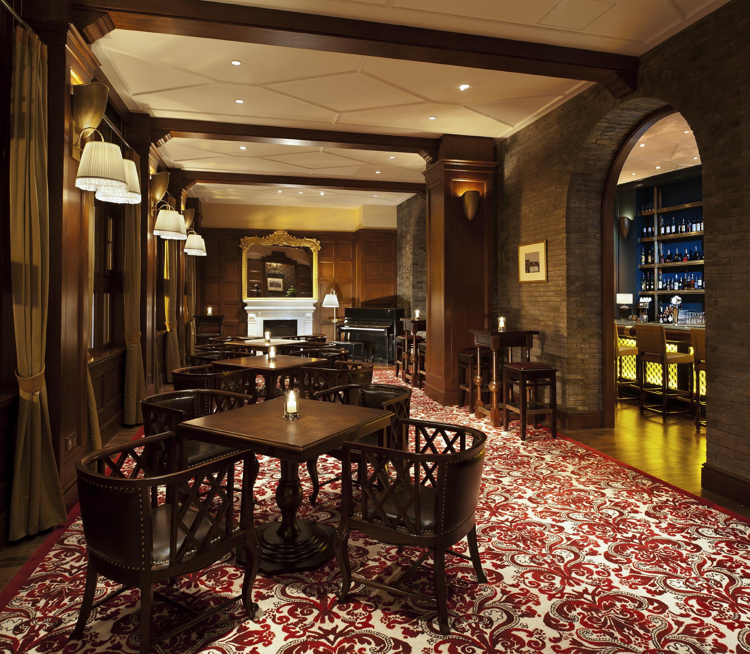 藏在五星酒店的那些Bar