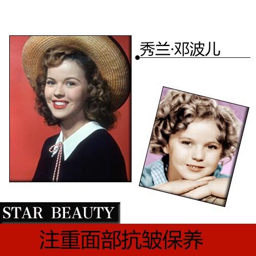 在哀悼缅怀之余,也不禁想起天真可爱的小童星们,小小年纪就要经常化妆