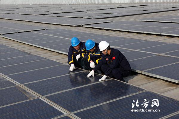电力处事新能源及漫衍式电源并网 客岁受理33项