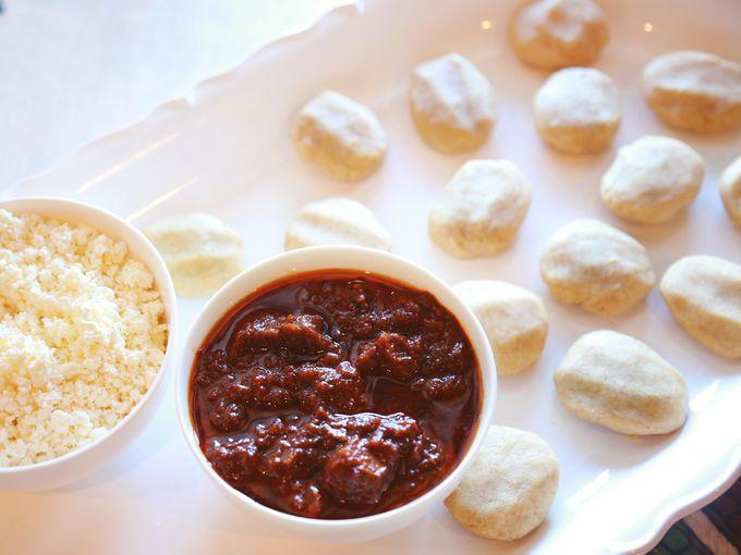 不止中国有的美食美味看看世界各地饺子(组古典传统风格图片