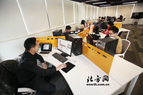 """中北镇打造""""手游硅谷"""" 创业团队多为80后"""