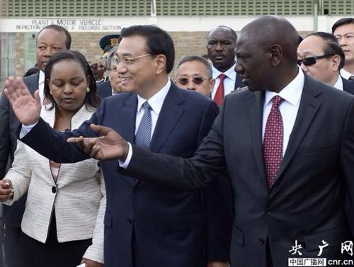 惠安第四中学钟书婷-据中国之声《新闻纵横》报道,应埃塞俄比亚联邦民主共和国、尼日利图片