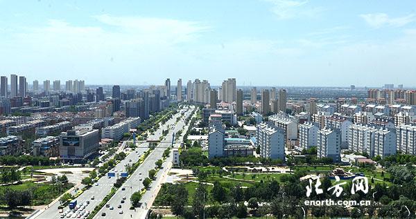 中北镇优化产业结构 打造富强和谐示范街镇