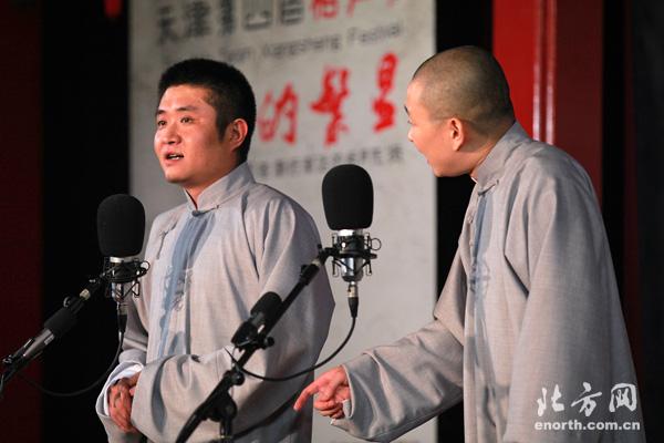 苗阜王声做客《相声大会》:少了束缚 多了洒脱