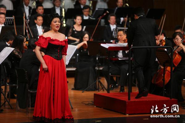 2014年6月20日 仲夏夜之梦 外国歌剧经典选段音乐会20日上演 - 天津歌舞剧院 - 天津歌舞剧院的博客