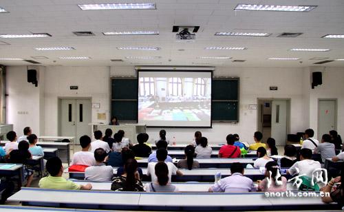 2014天津外国语大学高招会 录取分数可参考去年