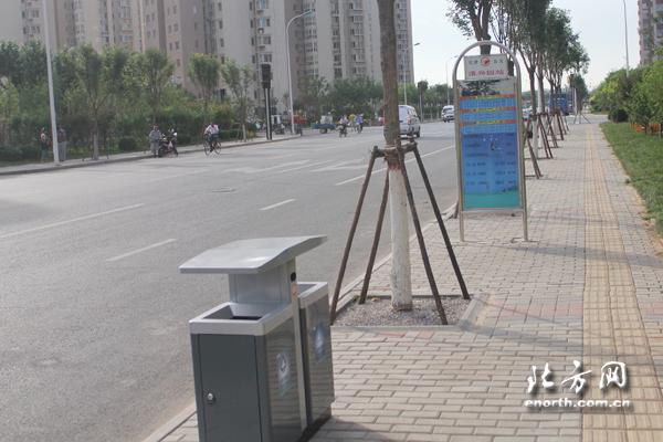 北辰区有效治理占路摊贩 让保障房环境更顺民意