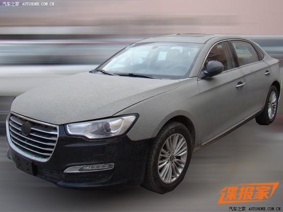 瑞风汽车-江淮瑞风A6实车图曝光 或于年底上市高清图片
