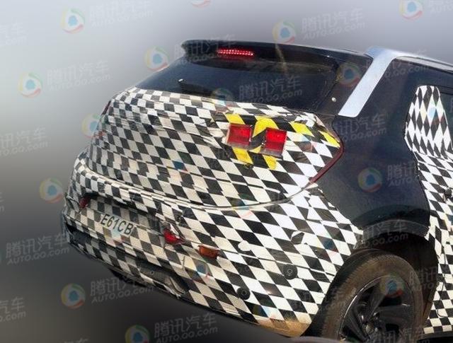 长安谛艾仕DS6 WR量产车曝光-合资品牌首款SUV前瞻解读 6款新车各高清图片