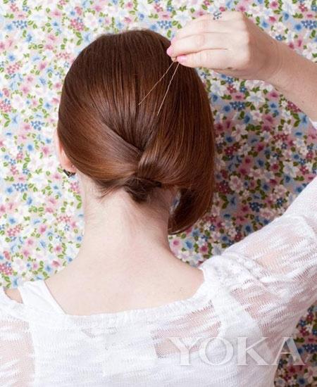 不用再纠结 长发变短发只需3分钟图片