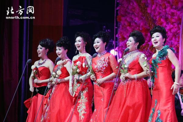 《歌唱祖国》三大作曲家作品音乐会唱响津城