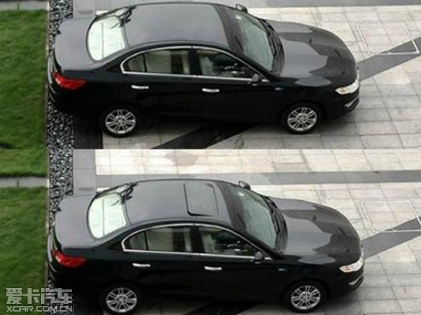 广汽传祺增程式电动车只有在LOGO上稍加改动高清图片