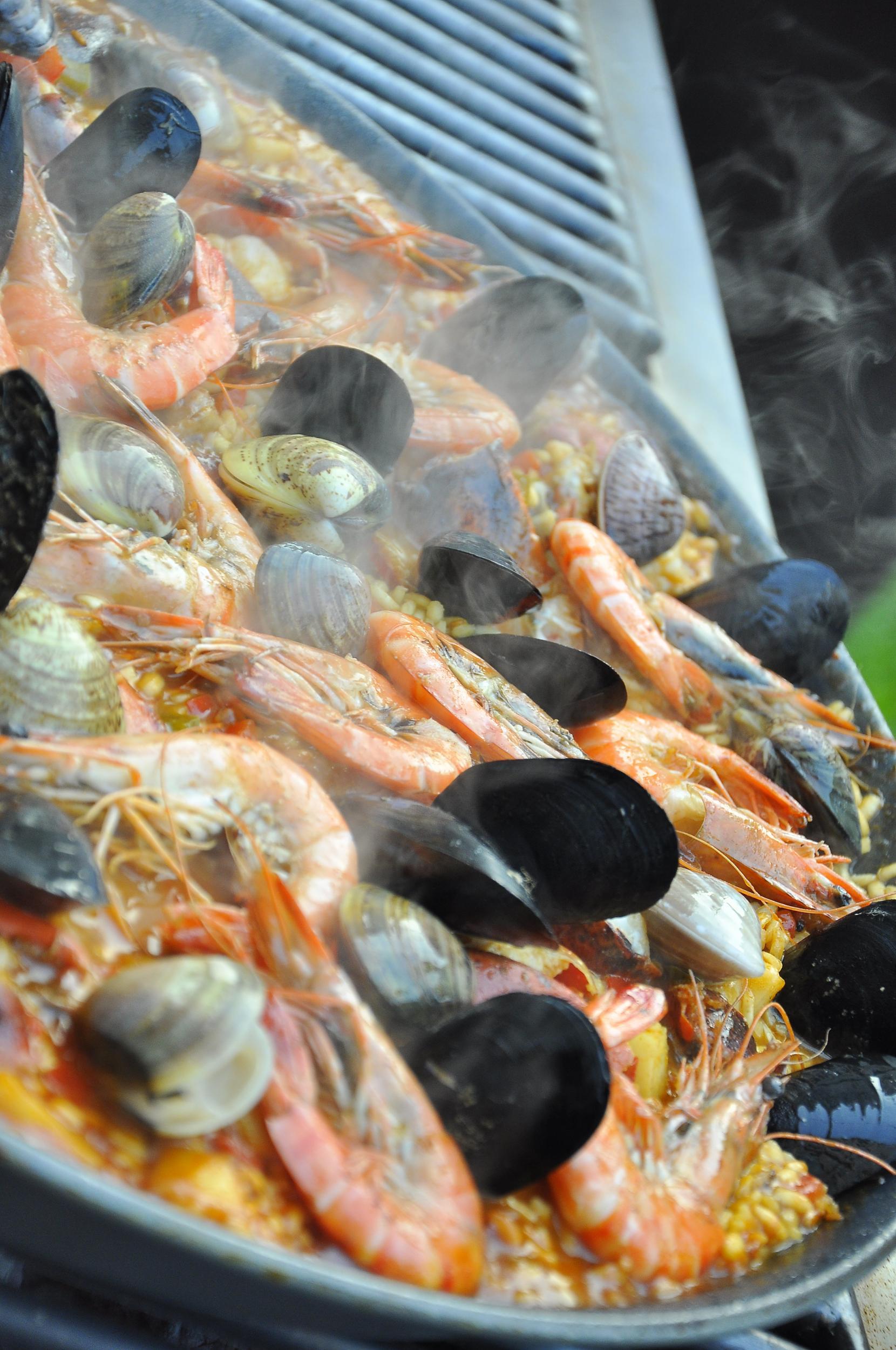 情迷西班牙·万丽天津宾馆西班牙美食节
