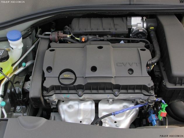 东风标致301 CNG双燃料版上市 售9.57万高清图片