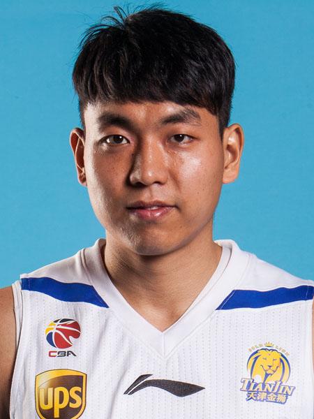 天津荣钢男篮队员--3号秦鹏