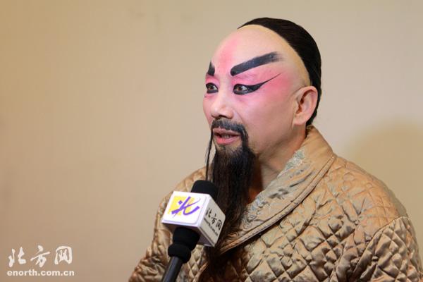 孟广禄刘桂娟联袂 《钦差林则徐》将亮相京剧节