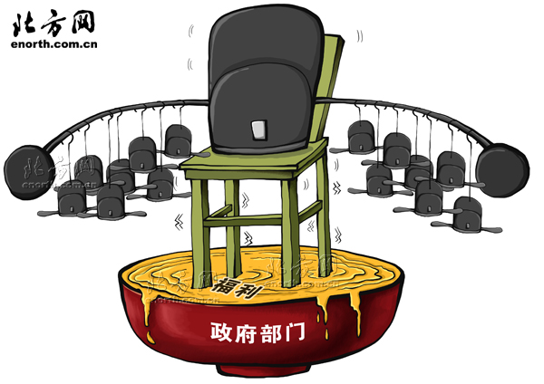 11省超配干部被点名 辽宁查出超配干部2.6万人