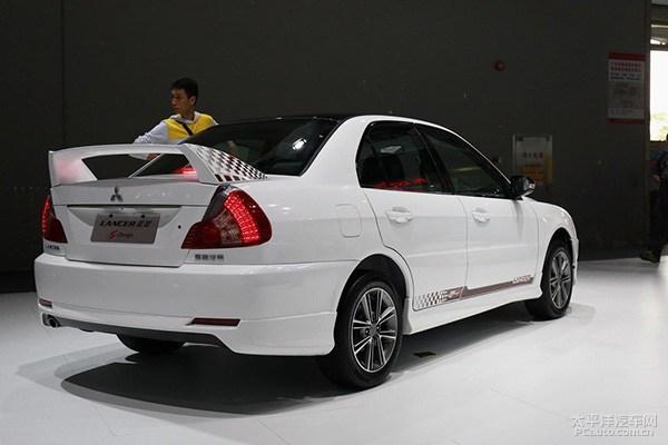 新款蓝瑟暂未发布,不过2014广州车展上三菱发布了蓝瑟s-高清图片
