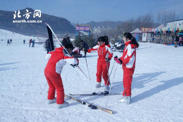 体育俱乐部健美参加活动滑雪健康锻炼快乐生ryanheng网友